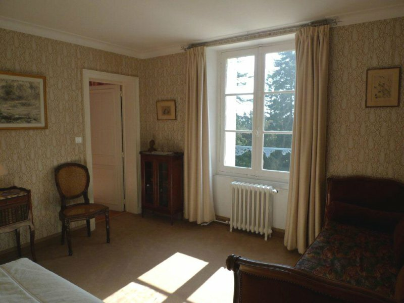 Chambre d 39 hotes suite bourgueil en touraine l 39 h rissaudi re - Chambre d hote chateau renard ...